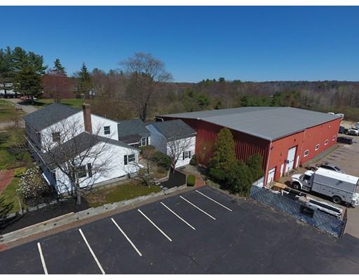 Commercial pour l Vente à 162 Grove Street 162 Grove Street Franklin, Massachusetts 02038 États-Unis