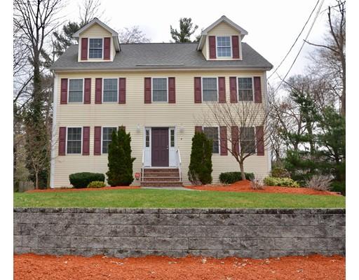 Частный односемейный дом для того Продажа на 4 Folger Street Billerica, Массачусетс 01821 Соединенные Штаты