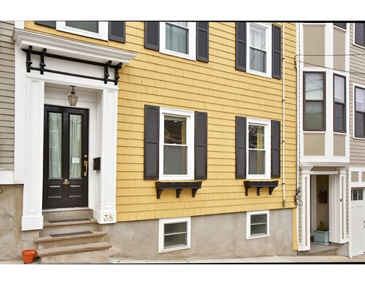 Single Family Home for Sale at 38 Cook Street Boston, Massachusetts 02129 United States