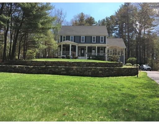 Single Family Home for Sale at 96 Fifer's Lane Boxborough, Massachusetts 01719 United States