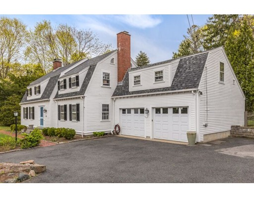 Single Family Home for Sale at 101 Larch Row 101 Larch Row Wenham, Massachusetts 01984 United States