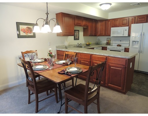 Appartement en copropriété pour l Vente à 27 Greenleaves Drive Amherst, Massachusetts 01002 États-Unis