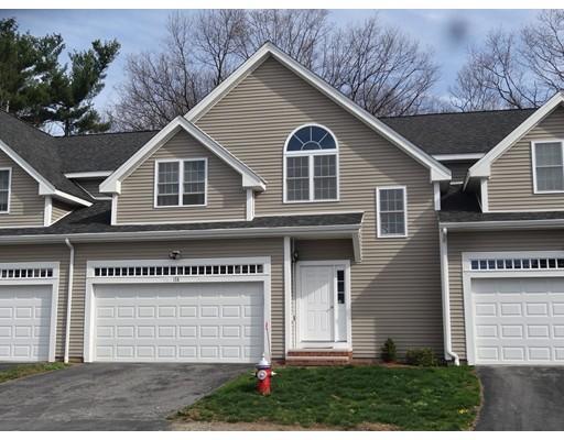Кондоминиум для того Продажа на 138 Afra Drive West Boylston, Массачусетс 01583 Соединенные Штаты