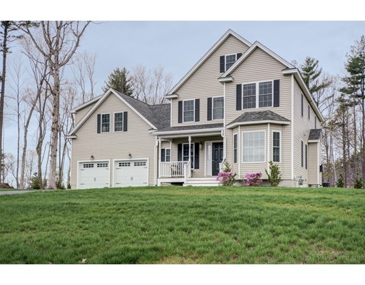 Single Family Home for Sale at 9 Appleblossom Drive Ayer, Massachusetts 01432 United States