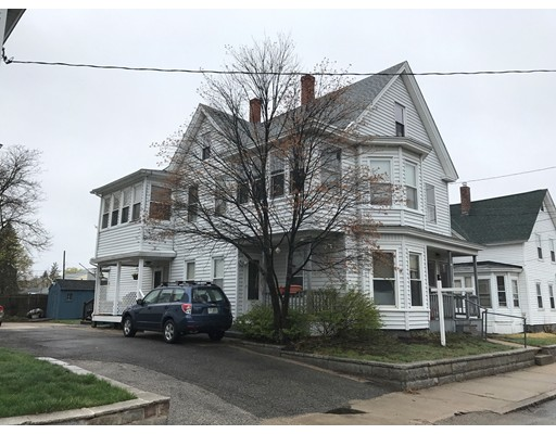 Multi-Family Home for Sale at 103 Vine Street Nashua, New Hampshire 03060 United States