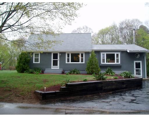 Casa Unifamiliar por un Venta en 52 Prospect Avenue Attleboro, Massachusetts 02703 Estados Unidos