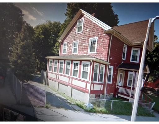 Casa Unifamiliar por un Venta en 38 Olney Street Boston, Massachusetts 02121 Estados Unidos
