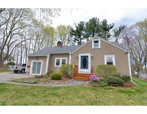 独户住宅 为 销售 在 3 George Street Auburn, 马萨诸塞州 01501 美国