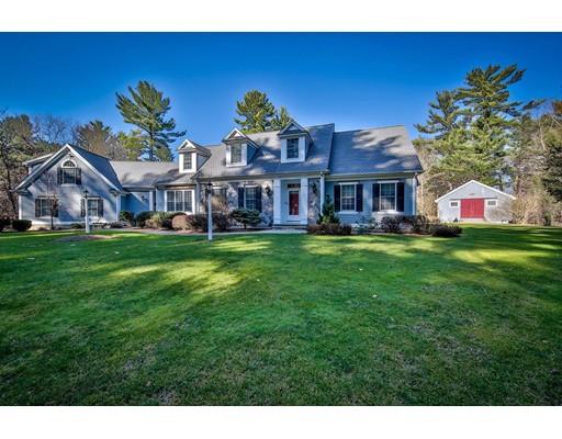 Частный односемейный дом для того Продажа на 81 Herrick Road Boxford, Массачусетс 01921 Соединенные Штаты