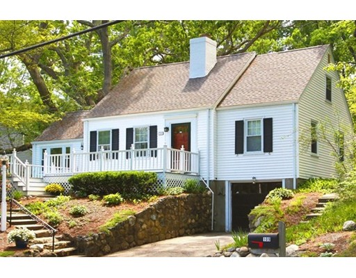 109 Simonds Road, Lexington, MA 02420