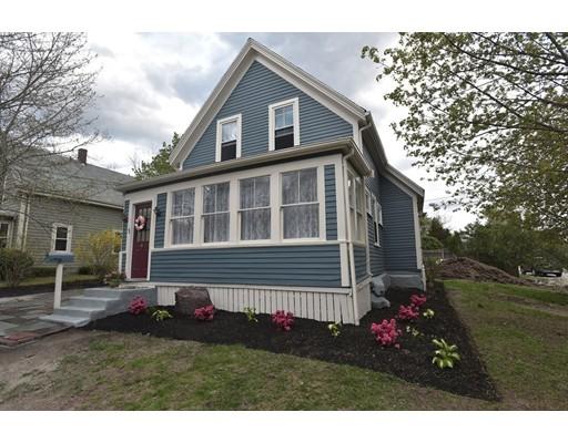 Maison unifamiliale pour l Vente à 96 Lincoln Street Abington, Massachusetts 02351 États-Unis