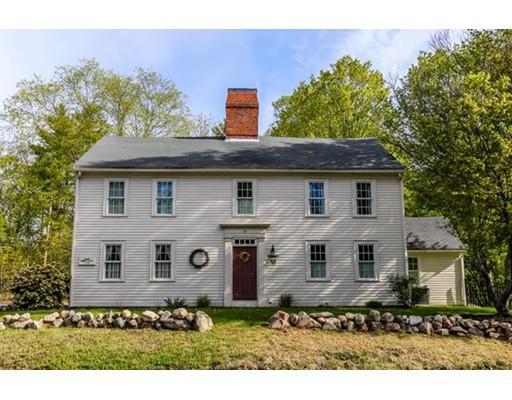 Casa Unifamiliar por un Venta en 198 Boston Street Middleton, Massachusetts 01949 Estados Unidos