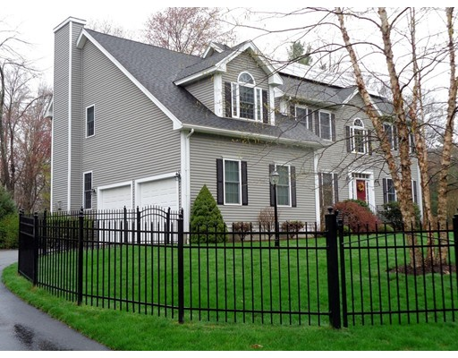 Single Family Home for Sale at 33 Squirrel Hill Acton, Massachusetts 01720 United States