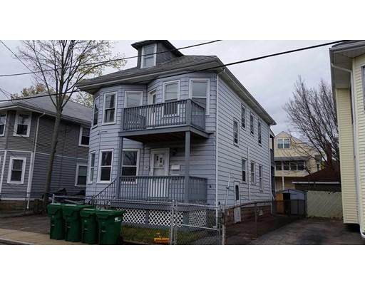 Multi-Family Home for Sale at 38 Circuit Street Medford, Massachusetts 02155 United States