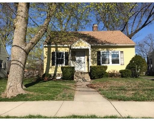 独户住宅 为 销售 在 150 Morton Street 150 Morton Street West Springfield, 马萨诸塞州 01089 美国