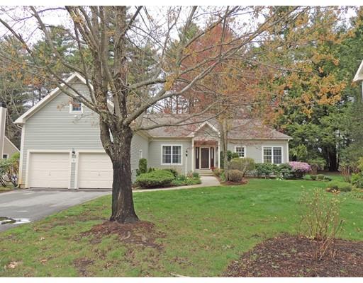 Appartement en copropriété pour l Vente à 9 Hawthorne Lane Bedford, Massachusetts 01730 États-Unis