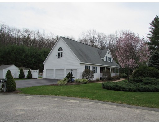 Single Family Home for Sale at 32 Smallwood Circle Boylston, Massachusetts 01505 United States