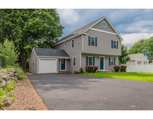 Single Family Home for Sale at 1835 Washington Street Braintree, Massachusetts 02184 United States