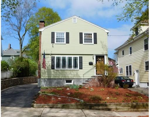 Casa Unifamiliar por un Venta en 20 Kimball Road Arlington, Massachusetts 02474 Estados Unidos