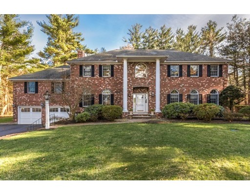 Single Family Home for Sale at 3 OSTIS WAY Lynnfield, Massachusetts 01940 United States