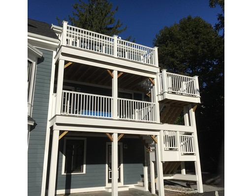 Single Family Home for Rent at 182 Pleasant Street Marblehead, Massachusetts 01945 United States