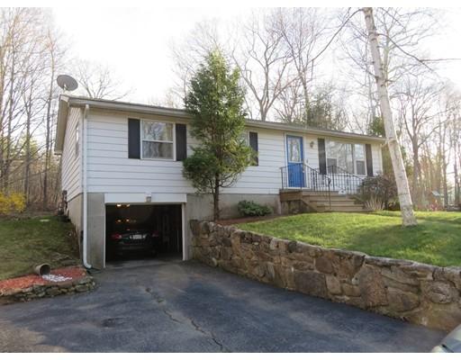 独户住宅 为 销售 在 29 Lake George Road Wales, 马萨诸塞州 01081 美国