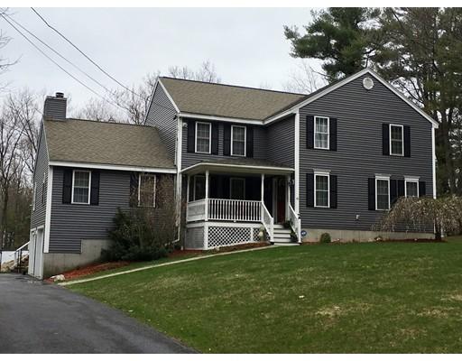 Single Family Home for Sale at 41 Prescott Street Rutland, Massachusetts 01543 United States