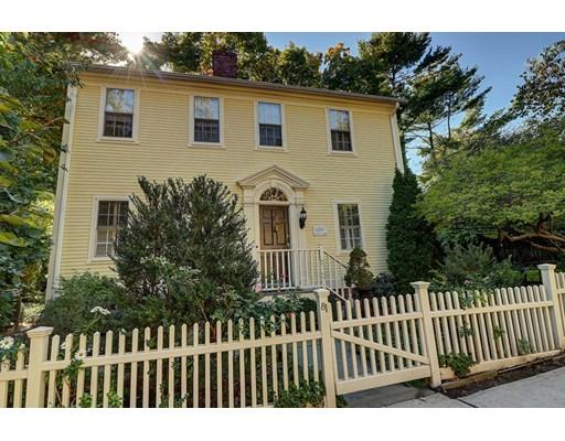 Single Family Home for Sale at 81 Power Street Providence, Rhode Island 02906 United States