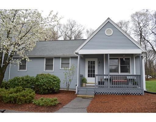Appartement en copropriété pour l Vente à 12 Bucky Drive Bellingham, Massachusetts 02019 États-Unis