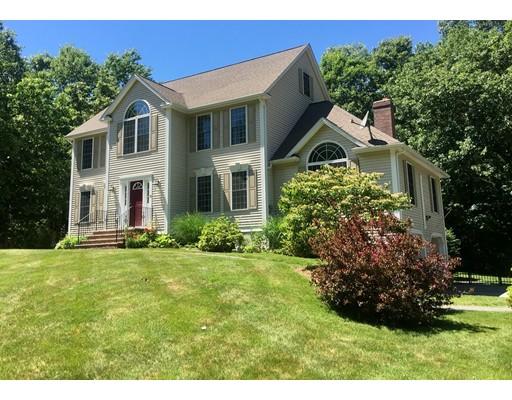 Single Family Home for Sale at 18 Lane Ten Acres Road Merrimac, Massachusetts 01860 United States