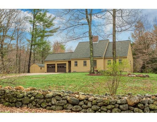 Casa Unifamiliar por un Venta en 28 Adams Road Hubbardston, Massachusetts 01452 Estados Unidos