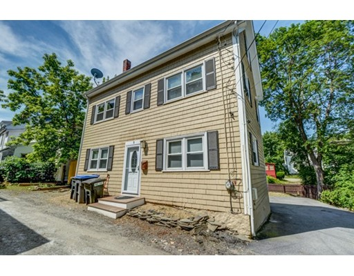 Single Family Home for Sale at 2 Temple Street Natick, Massachusetts 01760 United States