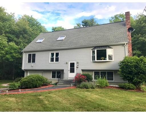 Single Family Home for Sale at 140 Morse Sharon, Massachusetts 02067 United States