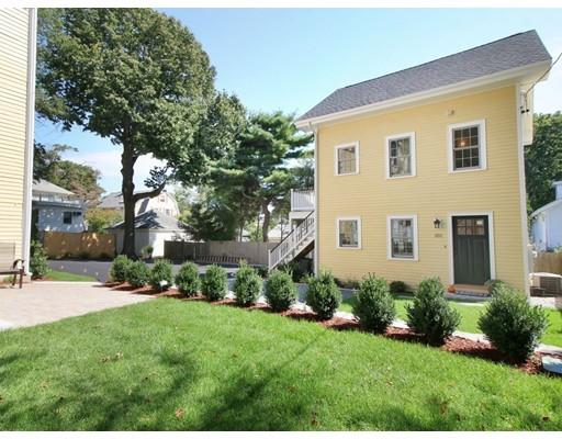 Condominio por un Venta en 202 Pleasant Street Arlington, Massachusetts 02474 Estados Unidos