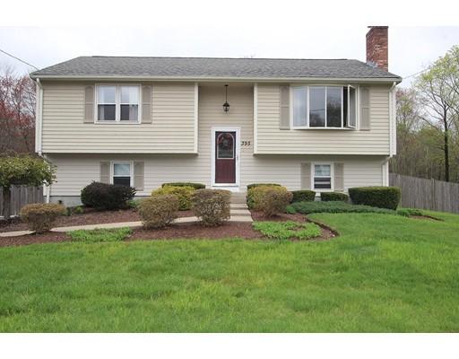 Casa Unifamiliar por un Venta en 395 Lindsey Street Attleboro, Massachusetts 02703 Estados Unidos