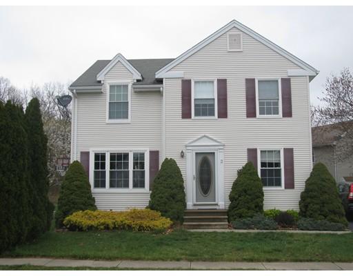 独户住宅 为 出租 在 3 Laurence Lane East Longmeadow, 马萨诸塞州 01028 美国