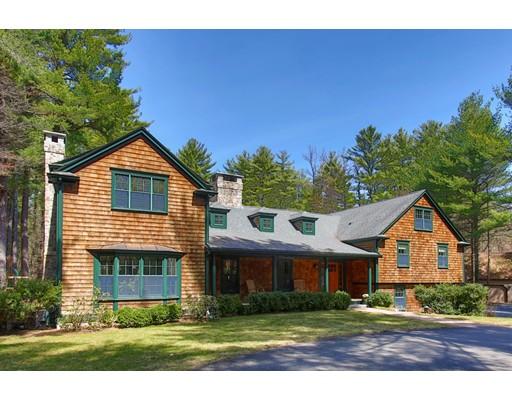 独户住宅 为 销售 在 6 Gammons Way 韦兰, 马萨诸塞州 01778 美国