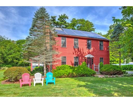 独户住宅 为 销售 在 181 Sandalwood Drive 巴恩斯特布, 马萨诸塞州 02635 美国