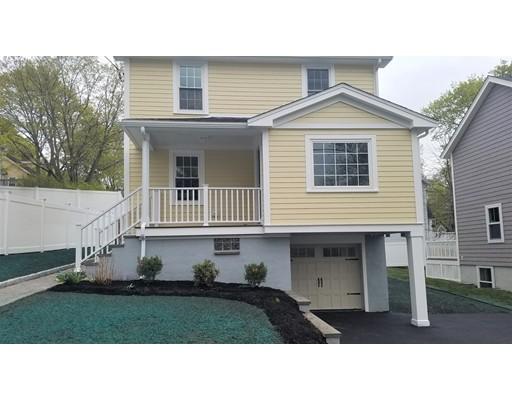 Casa Unifamiliar por un Venta en 230 Oakland Avenue Arlington, Massachusetts 02476 Estados Unidos