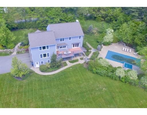 Casa Unifamiliar por un Venta en 520 Ipswich Road Boxford, Massachusetts 01921 Estados Unidos