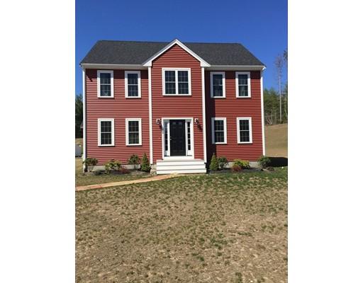 Maison unifamiliale pour l Vente à 82 Progress Waye Hanson, Massachusetts 02341 États-Unis