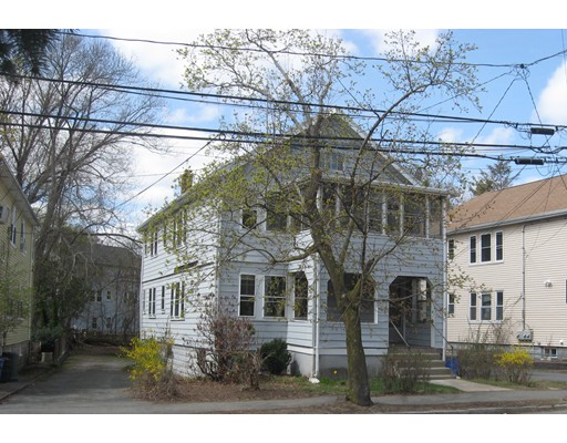 多户住宅 为 销售 在 44 Forest Street 阿灵顿, 马萨诸塞州 02476 美国