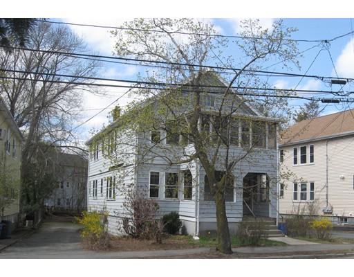 Casa Multifamiliar por un Venta en 44 Forest Street Arlington, Massachusetts 02476 Estados Unidos