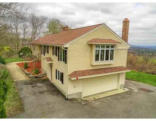 Частный односемейный дом для того Продажа на 124 Mountain Road Princeton, Массачусетс 01541 Соединенные Штаты
