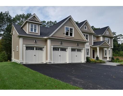 Casa Unifamiliar por un Venta en 4 Wynnewood Road 4 Wynnewood Road Wellesley, Massachusetts 02481 Estados Unidos