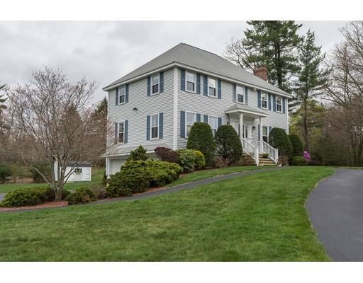 Частный односемейный дом для того Продажа на 3 Bennett Circle Billerica, Массачусетс 01821 Соединенные Штаты