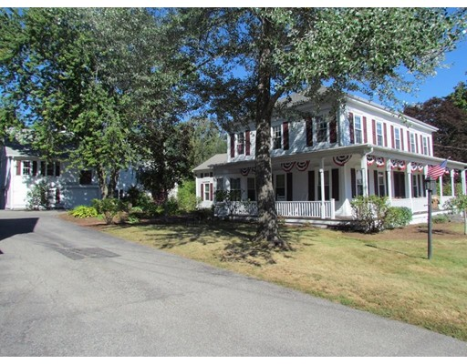 Single Family Home for Sale at 151 Center Road 151 Center Road Dudley, Massachusetts 01571 United States