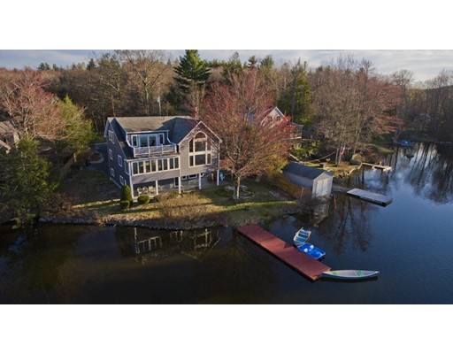 Casa Unifamiliar por un Venta en 55 Pine Island Lake Westhampton, Massachusetts 01027 Estados Unidos