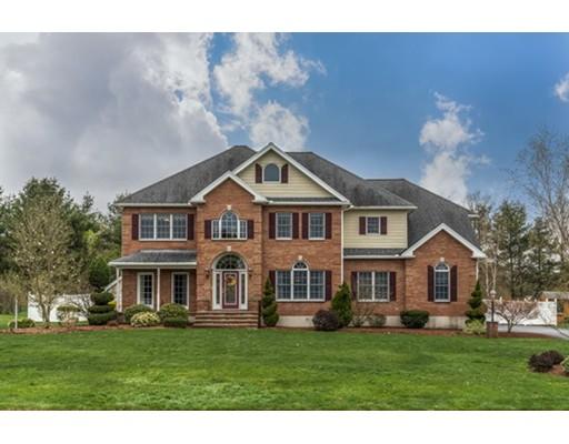 Частный односемейный дом для того Продажа на 200 Mitchell G Drive Tewksbury, Массачусетс 01876 Соединенные Штаты