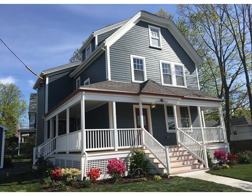 Additional photo for property listing at 3 Alameda Road  波士顿, 马萨诸塞州 02132 美国